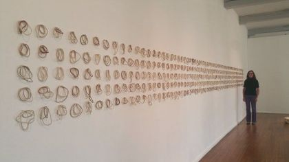 An installation of 365 at Delft NL